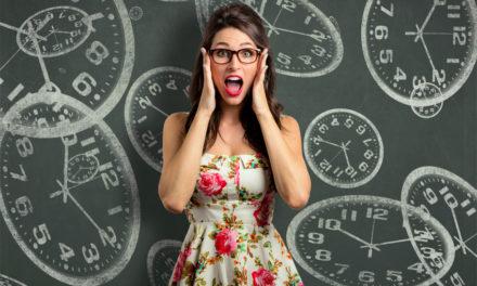 """""""Ich habe keine Zeit!"""" 5 Tipps wie Du Dich besser organisierst"""