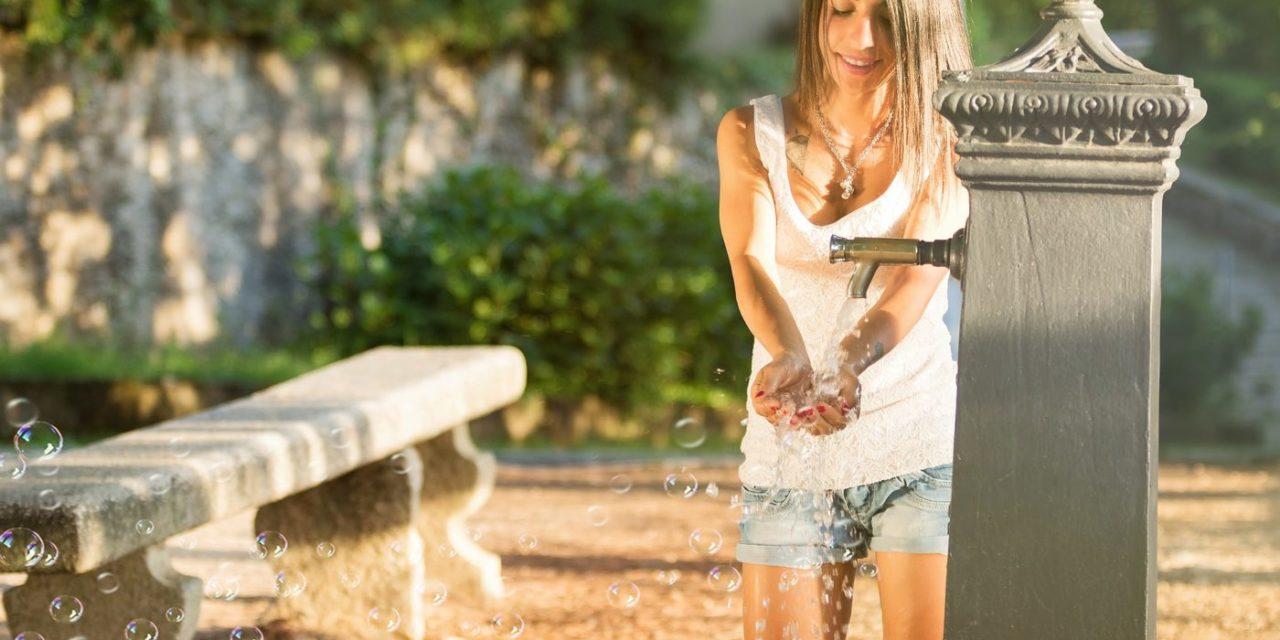 Herrlich: Das Element Wasser Leben